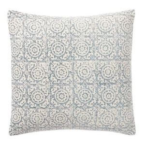 Pottery Barn Medallion Print Pillow Cover